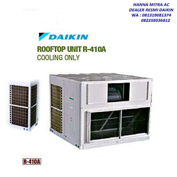 Ac ROOFTOP UATQ300 COOLING ONLY